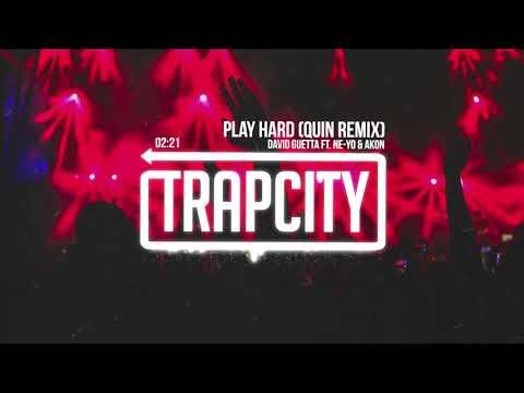 David Guetta ft. Ne-Yo & Akon - Play Hard (Quin Remix)