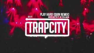 Скачать David Guetta Ft Ne Yo Akon Play Hard Quin Remix