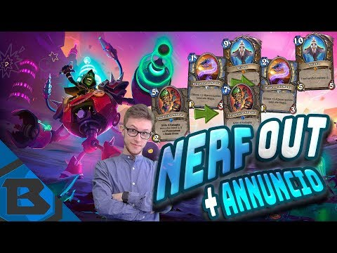 NERF HEARTHSTONE OUT! Con Annuncio importante!