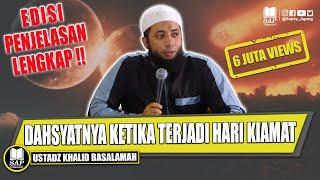 Download Lagu LENGKAP !! INILAH KETIKA TERJADINYA HARI KIAMAT - Ustadz Khalid Basalamah mp3