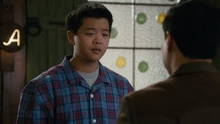 Eddie Tells Louis He Wants to Go to Culinary School - Fresh Off the Boat