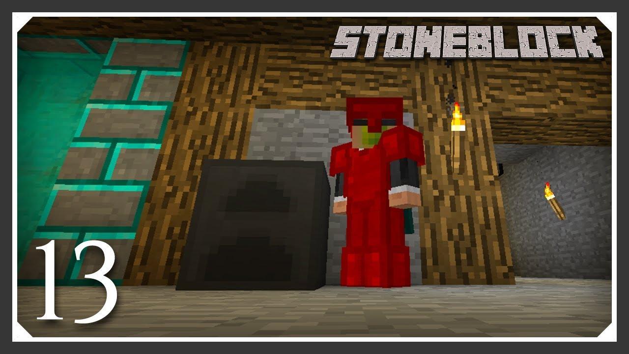 Stoneblock Modpack | Ultimate Furnace & Supremium Armor! | E13 (Stoneblock  Let's Play)