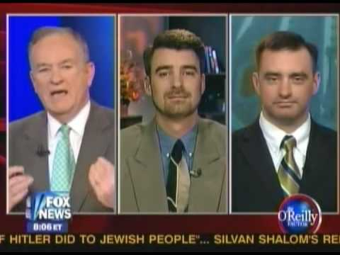 David Rittgers Debates Torture on FOX's The O'Reilly Factor