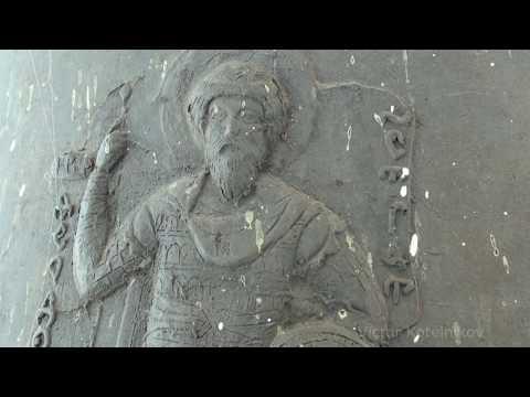 Колокольный звон в Благовещенском монастыре Нижнего Новгорода и немного истории (с англ. субтитрами)