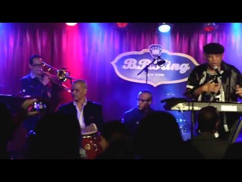 Joe Bataan: Ordinary Guy  (Live) at BB King
