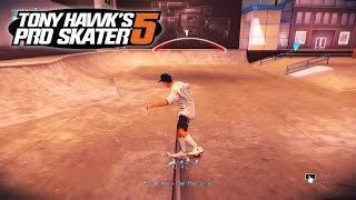 Tony Hawk's Pro Skater 5 Gameplay! (Playstation 4 Xbox One 60fps HD)