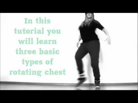 Dancehall workout.3 types of RibCage Rotation (by EHABY)