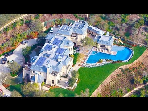 Top 10 Most Expensive Pro Athlete Mansion Home 2016