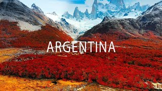 Colors of Argentina - 4K Drone Travel Video