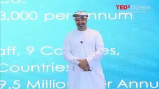 Think like an innovator, act like an entrepreneur | Sultan & Talal AlSubhi | TEDxGUTECH