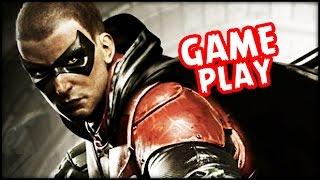 BATMAN Arkham Knight - A FLIP OF A COIN DLC! (Gameplay Walkthrough)
