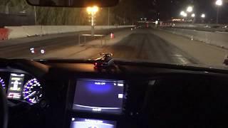 Infiniti Q50 Vs G37 1 8 Mile Drag Race