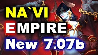 NAVI vs EMPIRE - 7.07b NEW META - ROG DREAMLEAGUE 8 DOTA 2