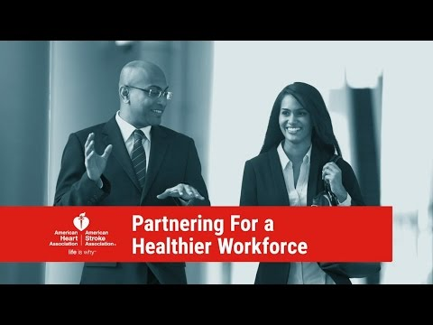 American Heart Association's Workplace Health Solutions