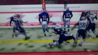 NFL FEVER 2004 (LEVEL ALL_FEVER Gameplay)