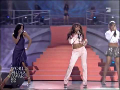 Amerie, Rihanna & Teairra Mari - Loose My Breath (Live)