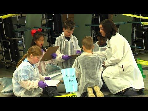 Today's Classroom - Nuckols Farm Elementary School