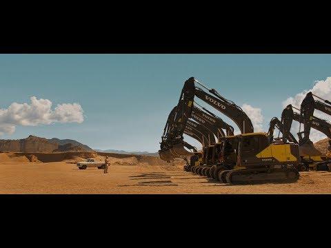 Volvo Excavators –