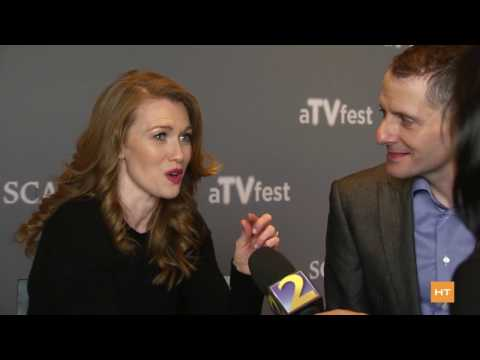 Mireille Enos and Allan Heinberg chat about season 2 of 'The Catch'   Hot Topics
