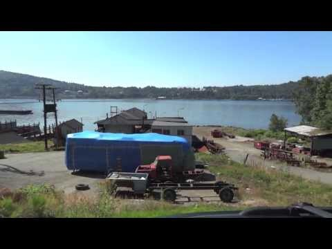 Old Shipbuilding Yard, McKenzie Barge & Marine Ways, Deep Cove North Vancouver BC