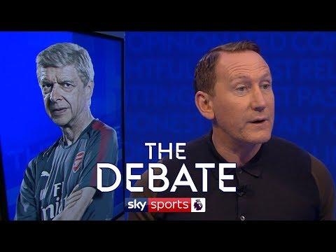 Patrick Vieira to replace Arsene Wenger as Arsenal manager?! | Sherwood & Parlour | The Debate