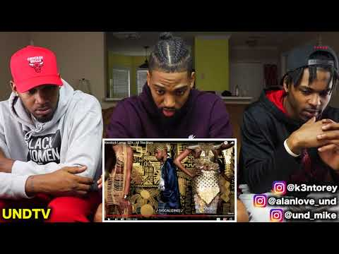 KENDRICK LAMAR, SZA - ALL THE STARS [REACTION]
