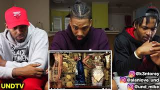 KENDRICK LAMAR, SZA - ALL THE STARS REACTION