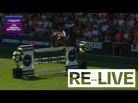 RE-LIVE | Longines FEI Jumping Nations Cup™ 2019 | Falsterbo (SWE) | Longines Grand Prix