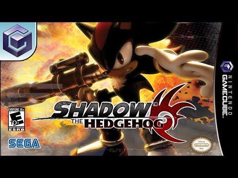 Longplay of Shadow the Hedgehog