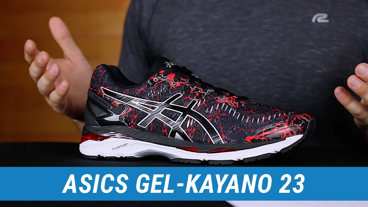 on sale 6764a 36c6e ASICS GEL-Kayano 23 | Men's Fit Expert Review