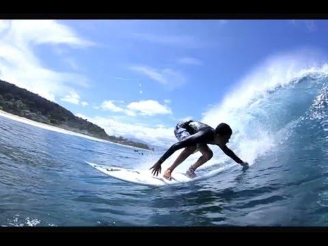 Blind Surfer Stars in Beyond Sight Movie, Filmmaker Interview - Off The Lip Radio