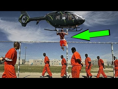 Thumbnail: 5 CRAZIEST PRISON ESCAPES OF ALL TIME