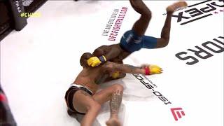 CW109: Jordan Vucenic vs Konmon Deh