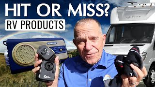Hit or Miss!? Camping and RV Products Review