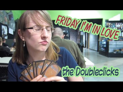 TOUR ANNOUNCEMENT & Friday I'm In Love (The Cure Cover) - The Doubleclicks