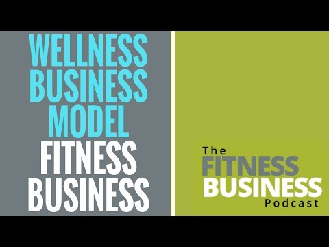 EP 34: The Wellness Business Model: Your Key to Fitness Business Success