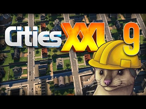 Let's Play Cities XXL - Part 9 - OIL & ENERGY ★ Cities XXL Gameplay