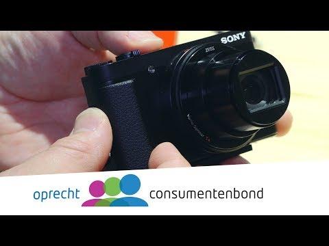 Sony DSC-HX99 Compactcamera - IFA 2018 (Consumentenbond)