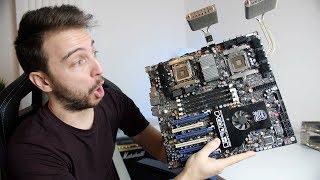 8 Core Dual Socket di 10 anni fa, si accenderà ancora?