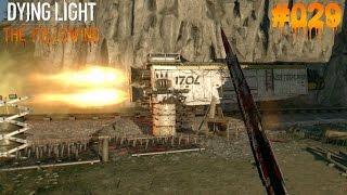DYING LIGHT THE FOLLOWING #029 - ♥ Der Raketen-Zug ♥  | Let's Play Dying Light (Deutsch)