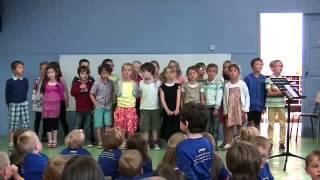 Féte de la Musique le 19 juin 2015 Ecole sainte thérése BERGUES