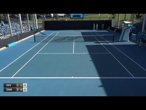 Australian Open 2018 Wildcard Play-off | Court 7 | Day 2