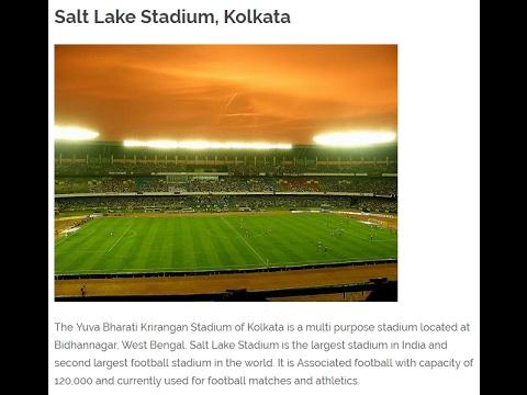 Top 10 Biggest Sport Stadiums in India