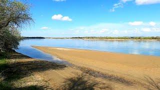 Река Или Супер места для рыбалки много рыбы
