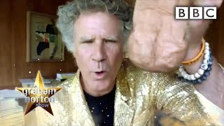 Will Ferrell shows his testicles… | The Graham Norton Show - BBC