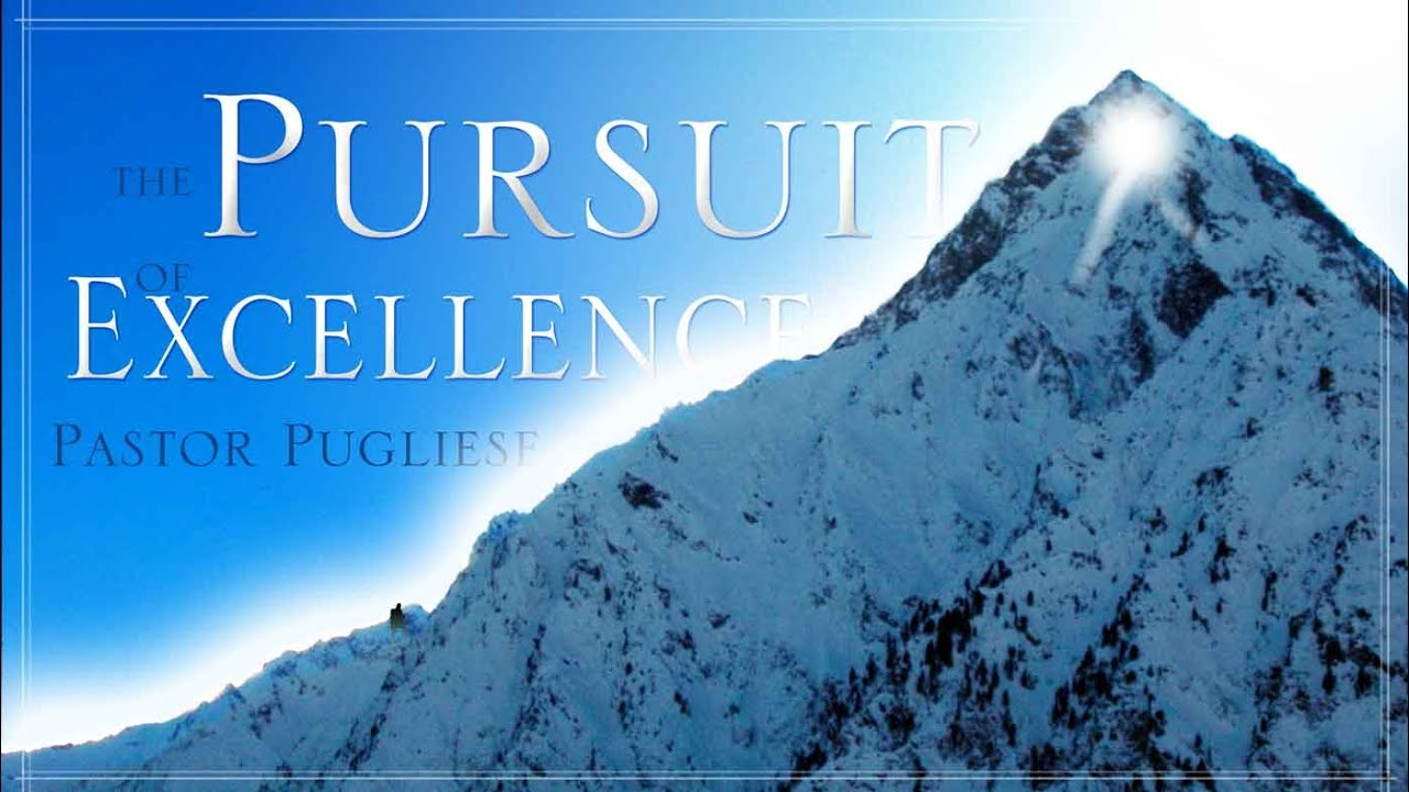 The Pursuit Of Excellence August 26 2015 The Door