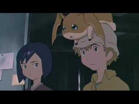 Digimon Movie 4 Revenge Of Diaboromon BACKWARDS