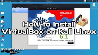 How to Install VirtualBox 6.1.2 in Kali Linux 2020.1   SYSNETTECH Solutions