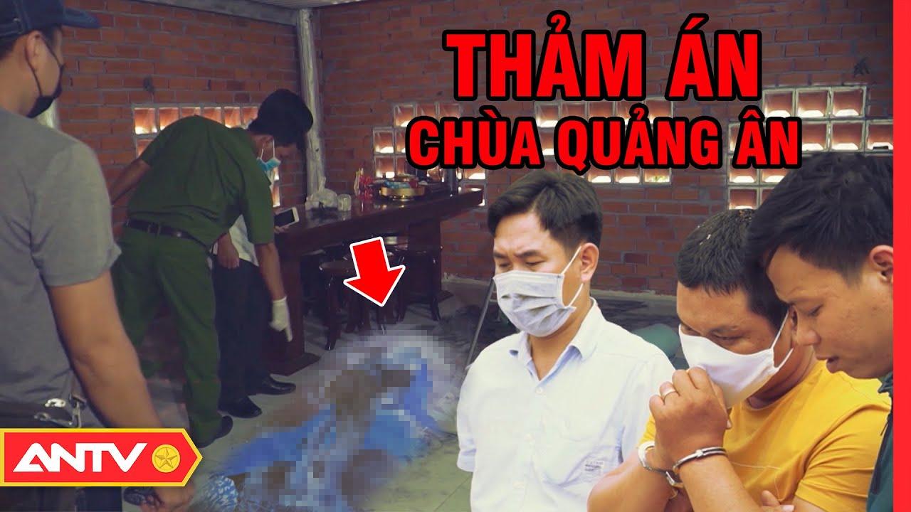 Sư trụ trì kêu thất thanh rồi gục ngay dưới chân tượng Phật (tập 2) | Hành trình phá án 2020 | ANTV