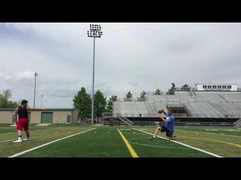 Carter Hayslett Class 2017 Long Snap Field Goals